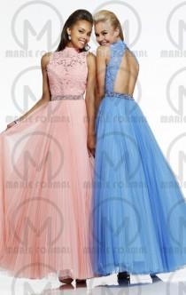 wedding photo -  Elegant evening dresses Online for sale at maireaustralia