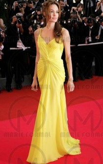 wedding photo -  Yellow formal dresses for you