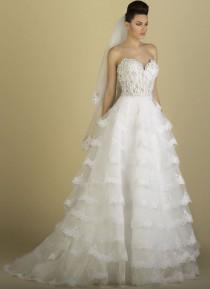 wedding photo - Glam Saiid Kobeisy Wedding Dresses