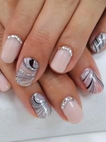 wedding photo - Wedding Nails Design