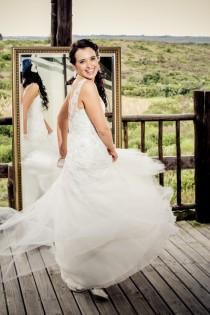 wedding photo - Safari & Orchids Wedding at Garden Route Game Lodge by Nelis Engelbrecht {Luzanne & Jean}