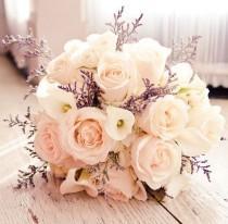 wedding photo - Editors' Pick: 28 Glamorously Gorgeous Bridal Bouquets