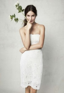 wedding photo - 20 Fabulous Getaway Wedding Dress Ideas