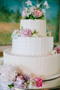 wedding photo - Elegant Seaside Garden Wedding