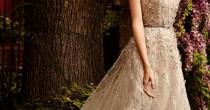 wedding photo - BHLDN Spring 2015 Wedding Dresses — Campaign Shoot