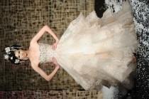 wedding photo - Strapless Wedding Dress Inspiration