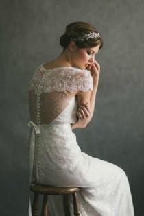 wedding photo - Sharon Hoey 2015 Bridal Collection