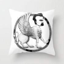 wedding photo - Riddle Me This... Throw Pillow By Gareth Southwell