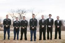 wedding photo - Doug And Molly's St. Louis, Missouri Military Wedding By Ashley Fisher Photography