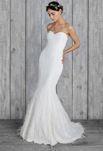 wedding photo - Modern Luxe: Nicole Miller Fall 2015