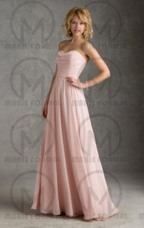 wedding photo -  Pink Bridesmaid Dresses for your pink wedding theme