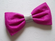 wedding photo - BOWTIES Dog Costume doggie Bow Tie Collar Attachment Pet Outfit ring bearer, Clothing wedding formal birthday SMALL or LARGE