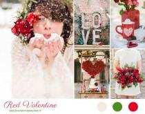 wedding photo - Inspiration board: San Valentino nella neve