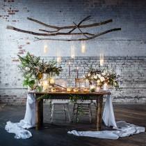 wedding photo - Sweetheart Table Inspiration