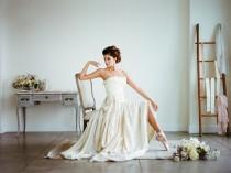 wedding photo - Ethereal Ballet Wedding Inspiration
