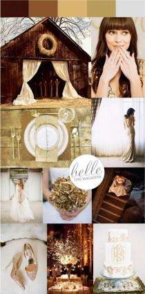 wedding photo - A Rustic Glamour Wedding By Appy Couple + Discount - Belle The Magazine