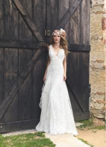 wedding photo - Sumptuous Yolan Cris 2015 Wedding Dresses Collection