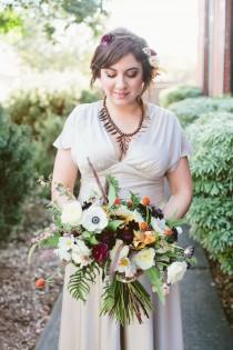 wedding photo - Nature Inspired Portland Wedding