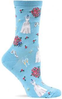 Fun Wedding Socks  HOT SOX