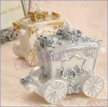 wedding photo - Cinderella carriage candle Favors