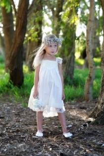wedding photo - Ivory French Vanilla Dress