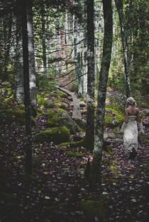 wedding photo - Intimate National Park Elopement