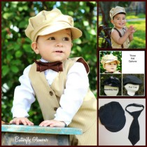wedding photo - Toddler Suit 24m-4t boy sizes Mix and Match to create the style of suit you desire