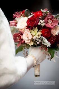 wedding photo - Christmas/Winter Wedding