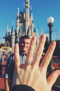 wedding photo - The Proposal