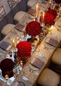 wedding photo - 12 Long Wedding Tables You'll Love