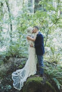wedding photo - Real Weddings From Maggie Brides