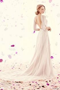 wedding photo - Ti Adora By Alvina Valenta Spring 2015 Wedding Dresses