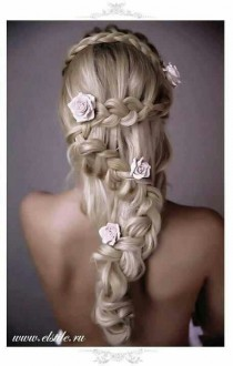 wedding photo - Wedding Hair Styles