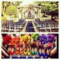 wedding photo - I Do