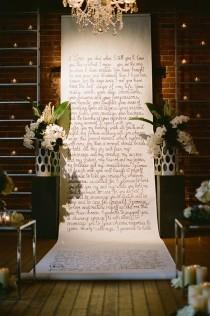 wedding photo - Wedding Ceremony Inspiration