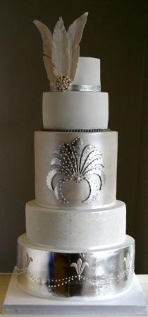 wedding photo - Cakes   ~   Highly Decorated Cake