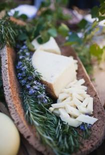 wedding photo - Cheese Presentation