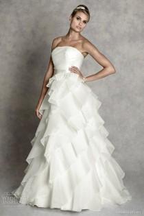 wedding photo - Amanda Wyatt Wedding Dresses — Enchanted Bridal Collection