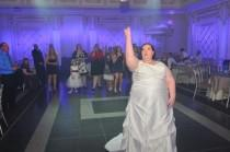 wedding photo - Flying Without Wings: We Throw Things At People