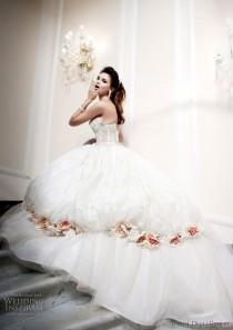wedding photo - Daniel Degli Onofri Wedding Dresses