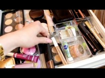 wedding photo - Current Most-Used Makeup Drawer & Clean-Out Chit Chat...