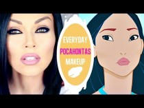 wedding photo - Everyday Pocahontas Makeup
