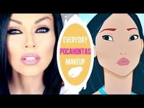 wedding photo - Everyday Pocahontas Makeup
