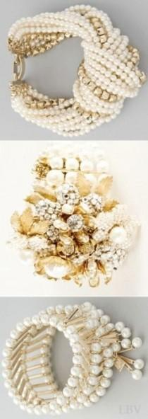 wedding photo - Precious Pearls