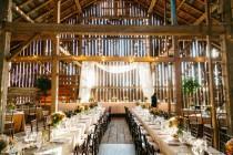 wedding photo - Barn Weddings in Ontario: Cambium Farms