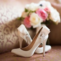 wedding photo - e Lovely Shoes e