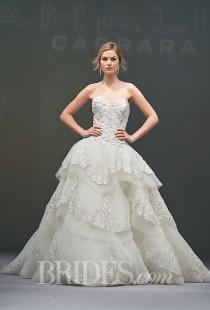 wedding photo - Eve Of Milady Wedding Dresses - Fall 2014 - Bridal Runway Shows