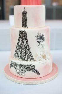 wedding photo - Themed Weddings - Paris