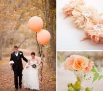 wedding photo - Orange & Peach Weddings