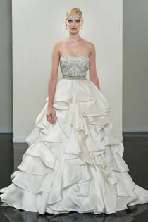 wedding photo - The Most Beautiful Corset Wedding Dresses